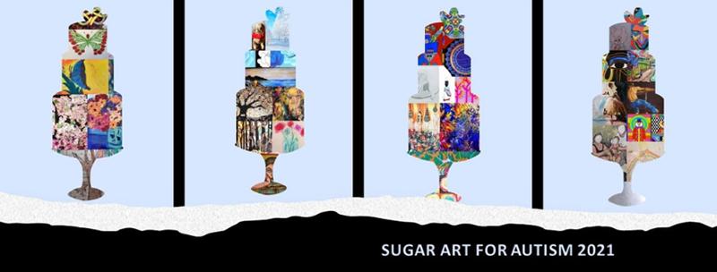 Sugar Art for Autism 2021