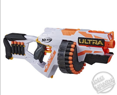 UK Toy Fair 2020 Hasbro NERF Ultra One
