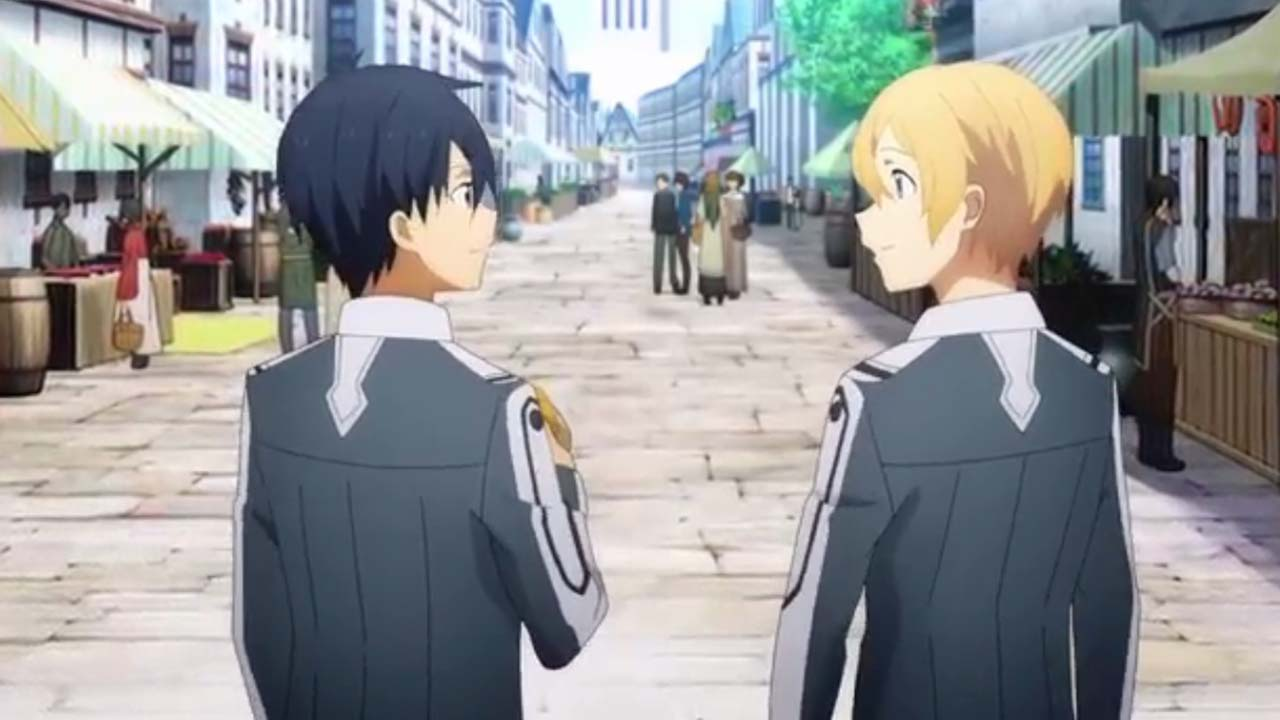 Sword Art Online: Alicization Episode 7 Subtitle Indonesia