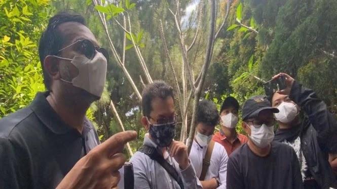 Haris Azhar Beberkan Cara 'Curang' Sentul City Rebut Lahan Rocky Gerung dan 6.000 Warga Lainnya