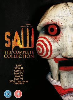 Jogos Mortais – Coleção Completa - Poster