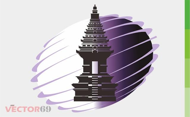 Logo Kemenpar (Kementerian Pariwisata) Indonesia - Download Vector File CDR (CorelDraw)