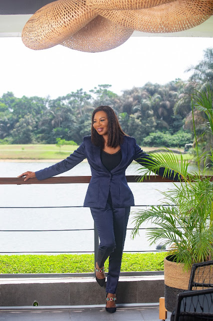 Betty Irabor shares new stunning photos of herself as she turns 64years