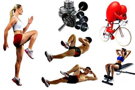 Los entrenamientos con pesas son un tipo de cardio de alta intensidad