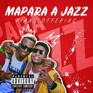 Mapara A Jazz - Piano Offering (Album) [Exclusivo 2021] (Download Mp3)