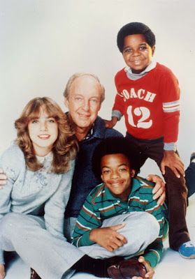 Gary Coleman with her co-star