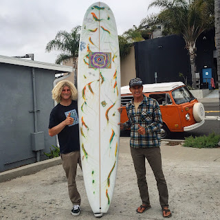 SoCal San Clemente Surfboards by Paul Carter