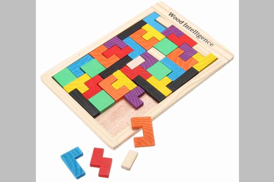 Mainan Edukastif Anak Dengan Puzzel