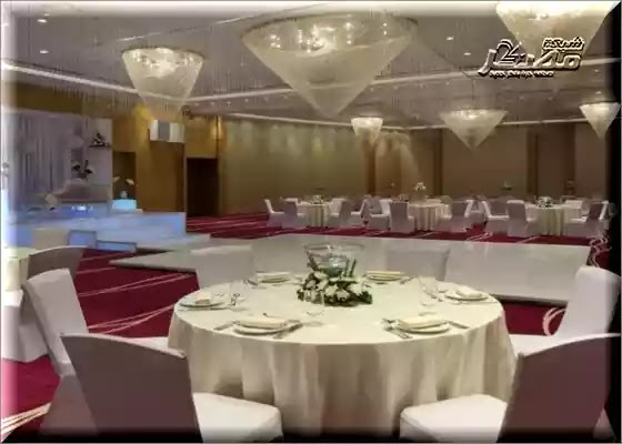 قاعة لو ميريديان مطار القاهرة