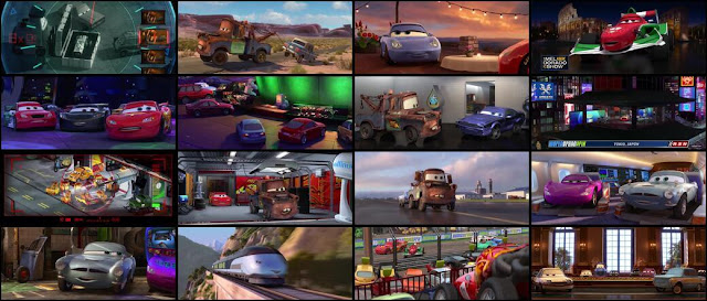 Cars 2 Full Movie In HINDI Dubbed HD [720p BluRay] Dual Audio (2011) Watch Online