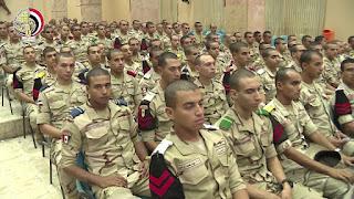 الإعلان عن قبول دفعة جديدة للالتحاق بالكليات والمعاهد العسكرية  من حملة الثانوية العامة والثانوية الأزهرية