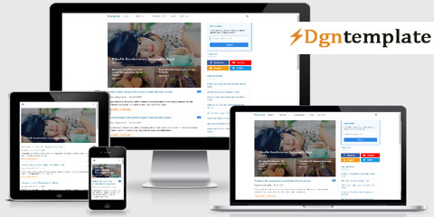 Katana Responsive Blogger Template | high quality themes