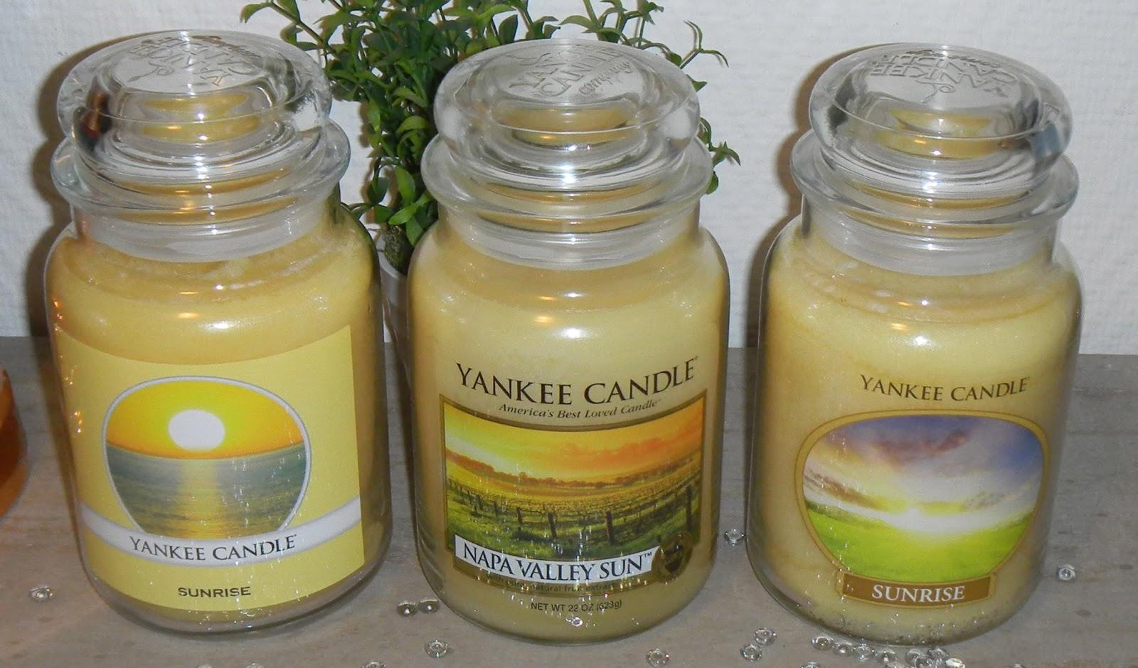 Amazon yankee candle offizielle wachstörtchen mit