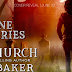 Cover Reveal -  The Crane Diaries: The Red Church by Apryl Baker