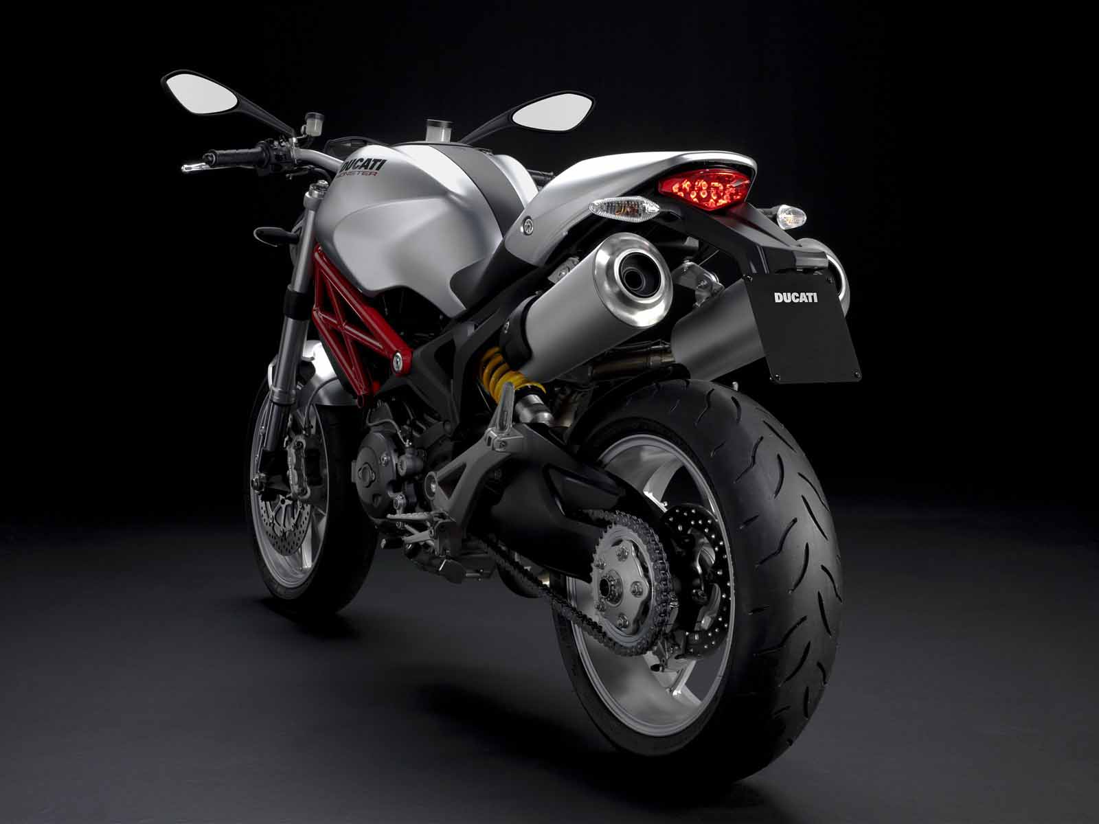 Hq Wallpapers Ducati Monster Wallpapers