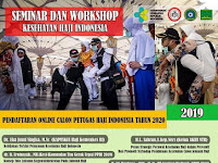 Seminar dan Workshop Kesehatan Haji Indonesia Lombok 24 November 2019