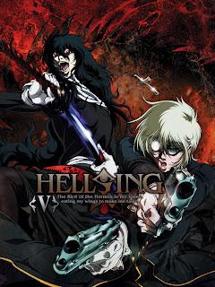 Hellsing Ultimate 720p