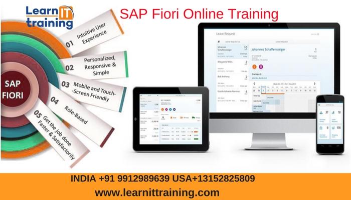 SAP FIORI Online Training: SAP FIORI Online Learning