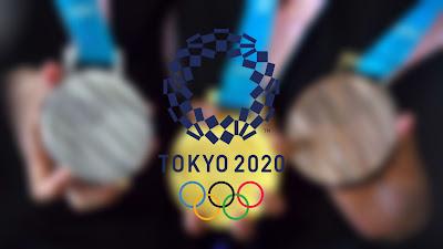 Kedudukan Pungutan Pingat Sukan Olimpik 2020 Malaysia (Emas Perak Gangsa)