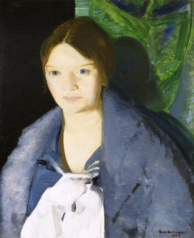 1914 Portrait of Geraldine Lee,