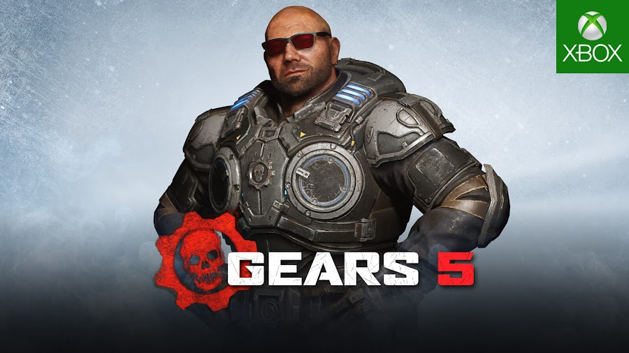 dave bautista gears 5 playable multiplayer character pc xboox one