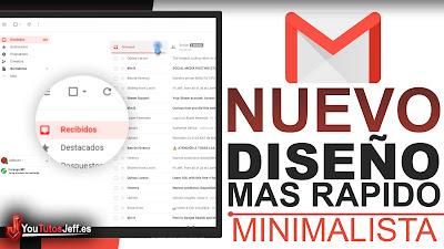 Cambia a Minimalista Gmail, Mucho Mas Rápido y Limpio