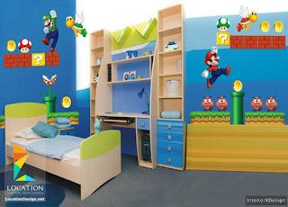 Modern Children's Rooms 42