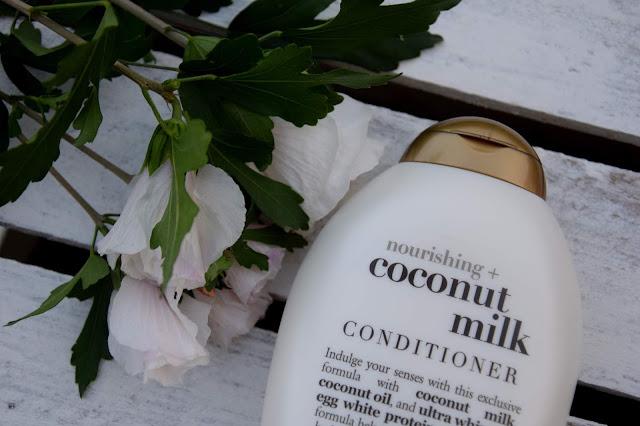 Kokosowa bomba odżywkowa || Organix, Nourishing Coconut Milk