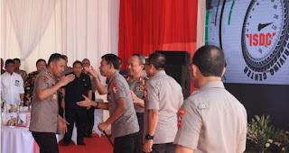 Kerendahatian Kapolri Jenderal Polisi Drs  Idham Azis M.Si