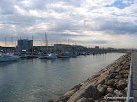 de haven van Herzliya