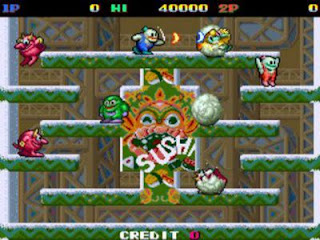 Snow Bros Game Free Download Free Games PC Full Version