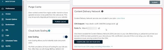 how to install nexcess CDN on your liquid web hosting website