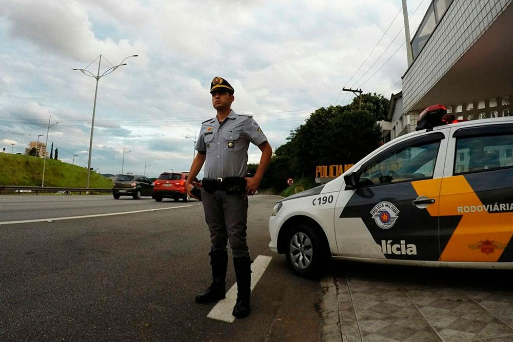 Operação Rodovia Mais Segura detém 301 pessoas no Estado de São Paulo