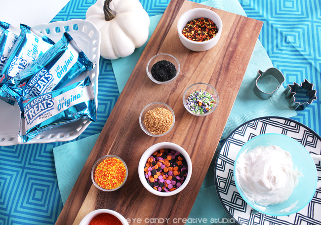 rice krispies treats, 5 ways to connect with your kid after school