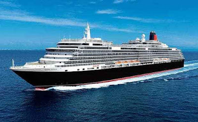 Queen Victoria - One of Three Ships in the Highly Rated Cunard Fleet.