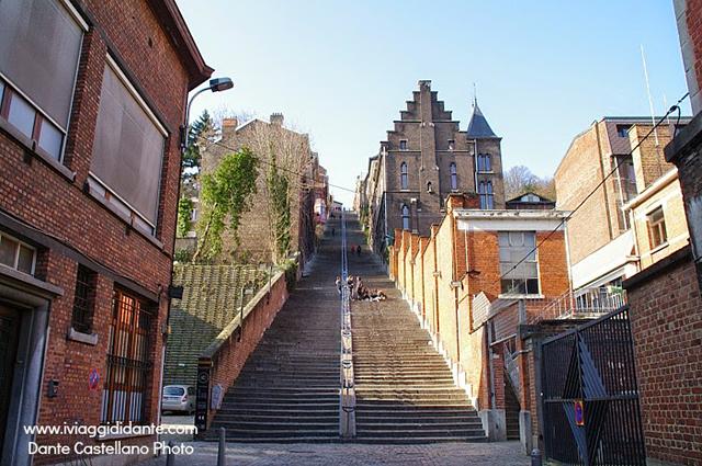 scalinata del bueren
