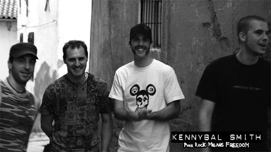 Kennybal Smith release video for new song 'Natural Born Bullshitters'