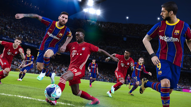 eFootball PES 2021 PC Full