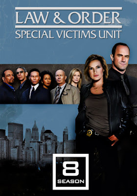 Law & Order Special Victims Unit (TV Series) S08 DVD R1 NTSC Sub