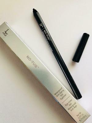 FREE IT Cosmetics Superhero No-Tug Gel Eyeliner Sample