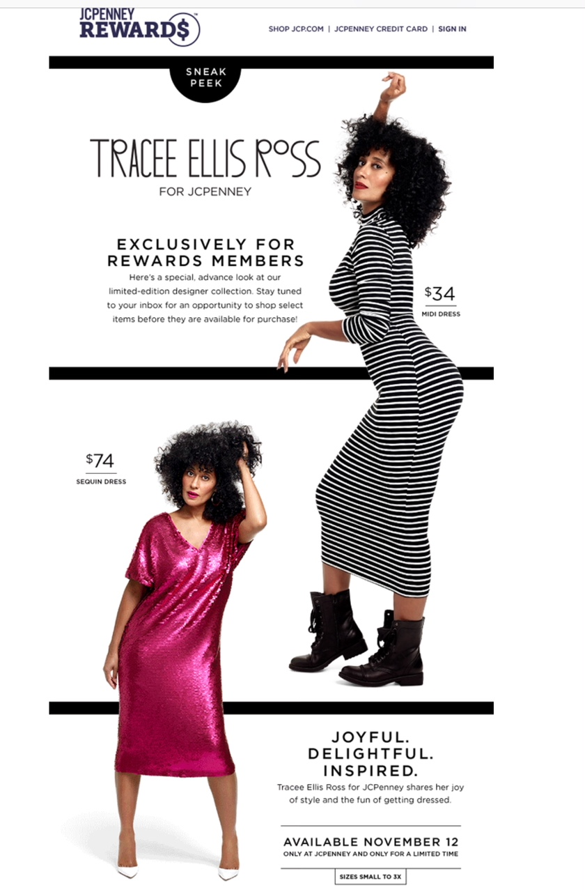 18306592c2f Tracee Ellis Ross for JCPenney!! ~ Notable Styles and More