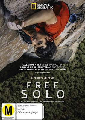 Free Solo: DVD Review