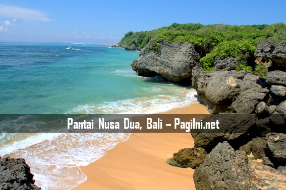 Pantai Nusa Dua, Bali
