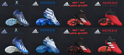 PES 2017 Adidas Mutator Pack 2020 by Tisera09