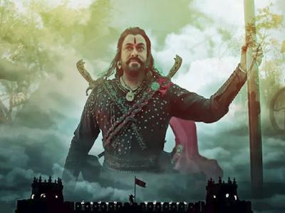 Sye Raa Narasimha Reddy film Poster