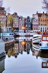 Amsterdam eleva el impuesto turístico, uno de los más altos de Europa