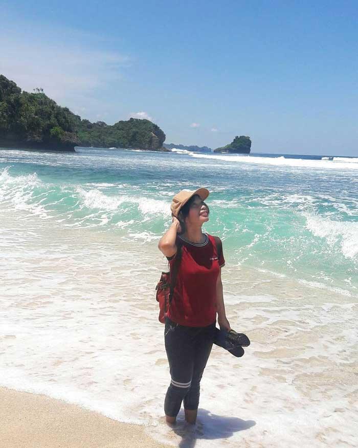 Fasilitas Wisata Pantai Pulodoro