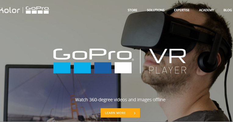 GoPro VR Player 適用於 Windows、Mac 的 360°視頻播放器(更新 3.0.5 版) - 逍遙の窩