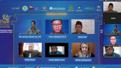 Festival Ekonomi Syariah, Ponpes Thohir Yasin Juara Satu Terbaik Zona Indonesia Timur