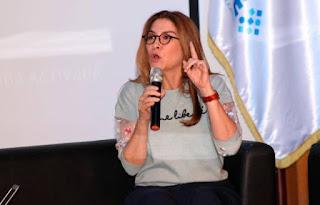 A Carolina Mejía le preocupa alianza del PRM con partidos que encabeza Fuerza del Pueblo